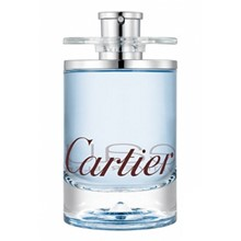 تصویر ادو تویلت کارتیه مدل Eau de Cartier Vetiver Bleu حجم 100 میلی لیتر