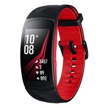 تصویر مچ بند هوشمند سامسونگ مدل Gear Fit 2 Pro Red