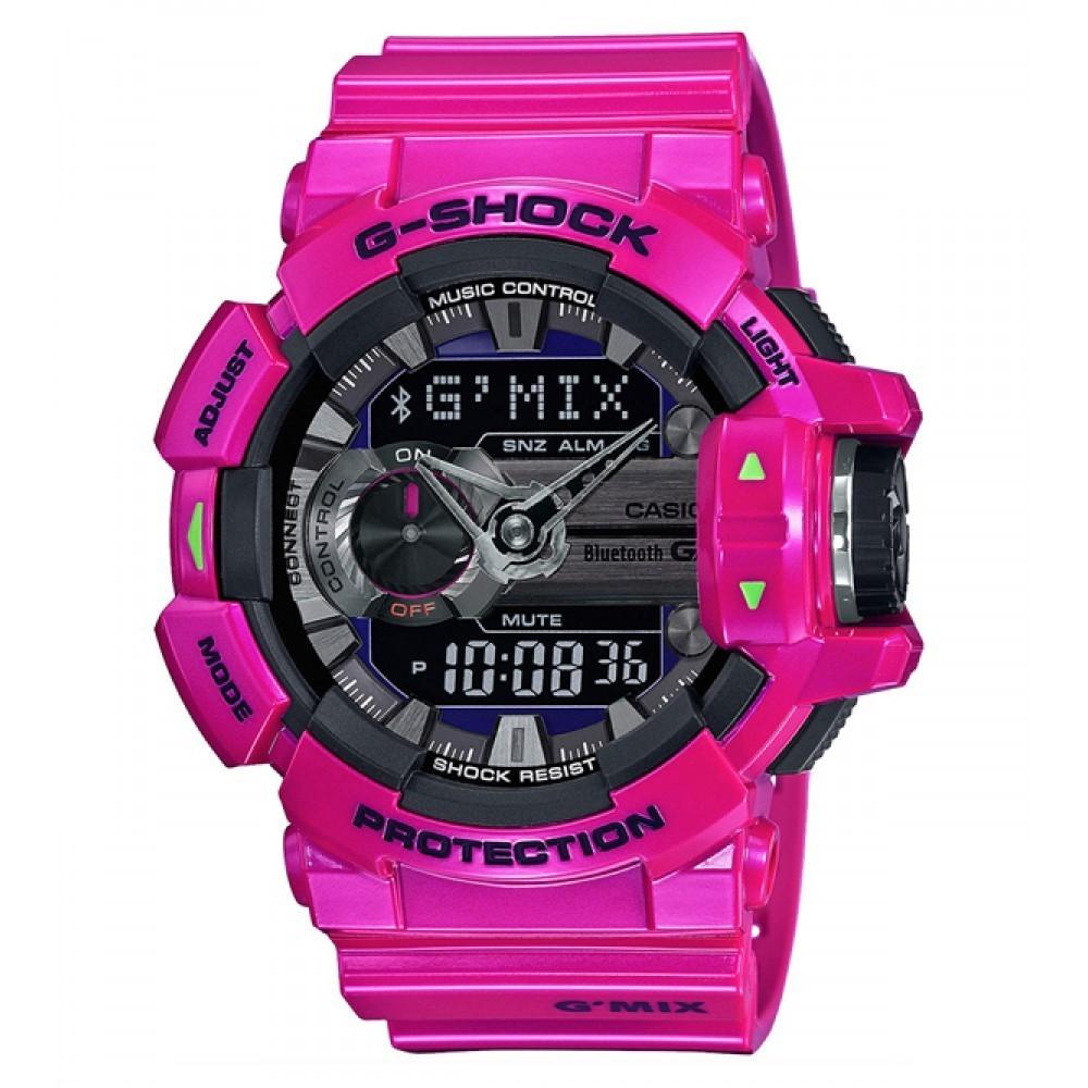 مشخصات، قیمت و خرید ساعت مچی عقربه ای کاسیو جی شاک مدل GBA-400 ...