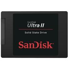 تصویر حافظه اس اس دی سن دیسک مدل SDSSDHII Ultra II ظرفیت 960 گیگابایت