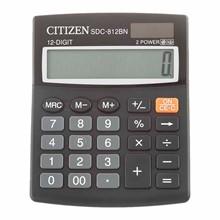 تصویر ماشین حساب سیتیزن مدل SDC-812BN