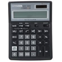 تصویر ماشین حساب سیتیزن مدل SDC-395N