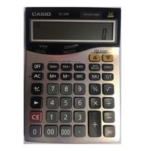 تصویر ماشین حساب کاسیو مدل DJ-240