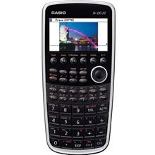 تصویر ماشین حساب کاسیو مدل fx-CG20