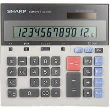 تصویر ماشین حساب شارپ مدل CS-2130