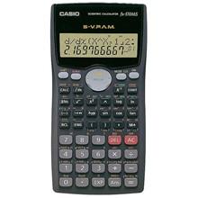 تصویر ماشین حساب کاسیو مدل FX-570-MS