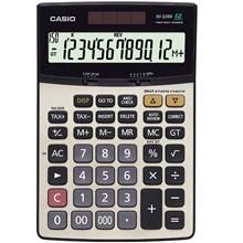 تصویر ماشین حساب کاسیو مدل DJ-220-D