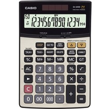 تصویر ماشین حساب کاسیو مدل DJ-240 D