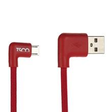 تصویر کابل تبدیل USB به microUSB تسکو مدل TC 59N طول 0.2 متر