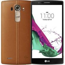 تصویر گوشی موبایل الجی مدل G4 H818P دو سیمکارت ظرفیت 32 گیگابایت با قاب پشتی چرمی