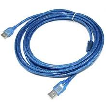 تصویر کابل افزایش طول USB 2.0 تسکو مدل TC 06 طول 5 متر