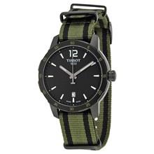 تصویر ساعت مچی عقربه ای مردانه تیسوت مدل Quickster T095.410.37.057.00