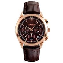 تصویر ساعت مچی عقربه ای مردانه اسکمی مدل 9127 کد 03