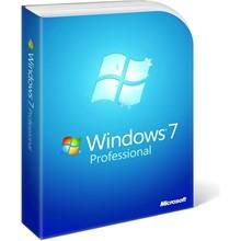 تصویر ویندورهفت اورجینال نسخه پروفشنال مایکروسافت
