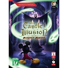 تصویر بازی Castle of Illusion Starring Mickey Mouse