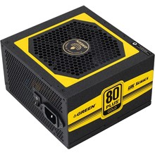 تصویر منبع تغذيه کامپيوتر گرين مدل GP650A-UK