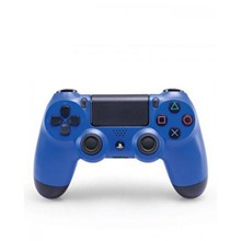 تصویر دسته بازي سوني  مدل  DualShock 4 Edition blue
