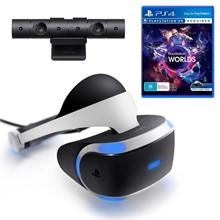 تصویر عینک واقعیت مجازی سونی مدل PlayStation VR Bundle