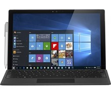 تصویر تبلت مایکروسافت مدل Surface Pro 4 - B به همراه کیبورد Type Cover With Fingerprint ID