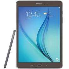 تصویر تبلت سامسونگ مدل Galaxy Tab A 8.0 LTE به همراه قلم S Pen ظرفیت 16 گیگابایت
