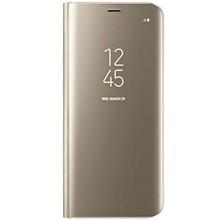 تصویر کیف کلاسوری سامسونگ مدل Clear View Standing مناسب برای گوشی موبایل Galaxy S8