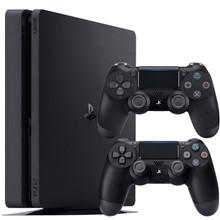 تصویر مجموعه کنسول بازي سوني مدل Playstation 4 Slim کد CUH-2016B Region 2 - ظرفيت 1 ترابايت