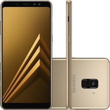 تصویر گوشي موبايل سامسونگ مدل (Galaxy A8 Plus (2018 دو سيمکارت